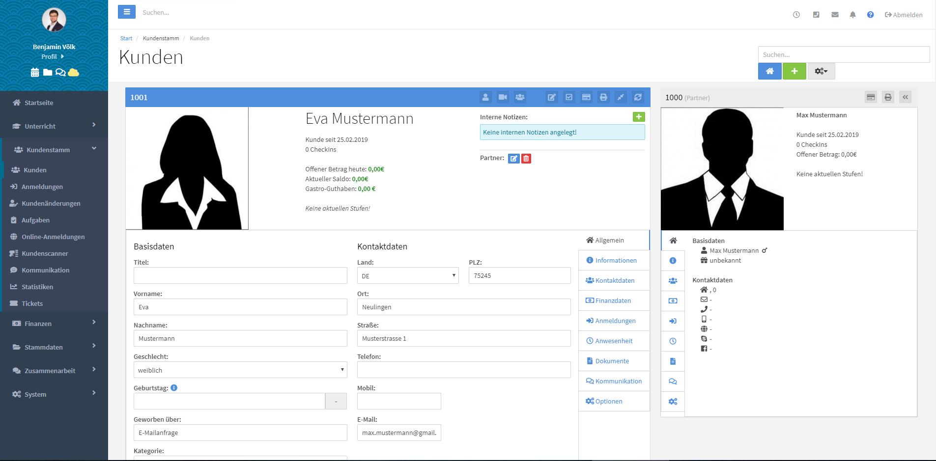 nimbuscloud - Dokumente und Rechnungen von Kunden